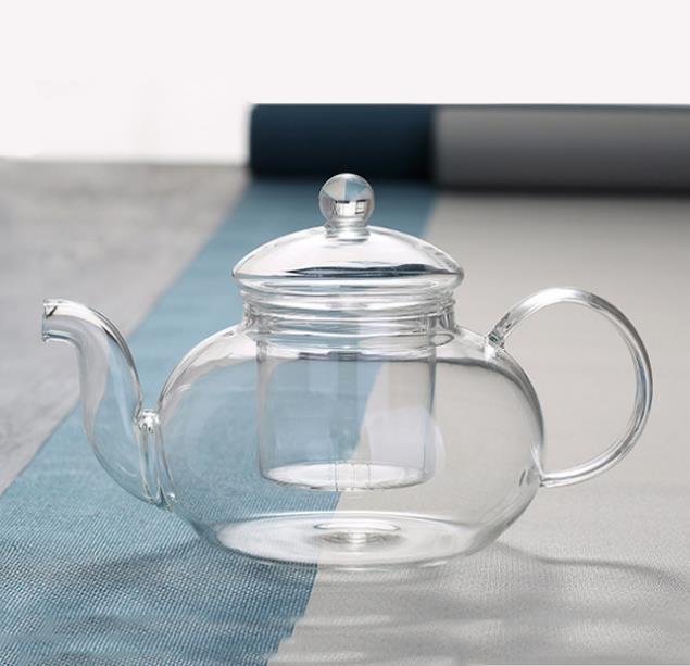 Glass Teapot 600ml,GTP0311